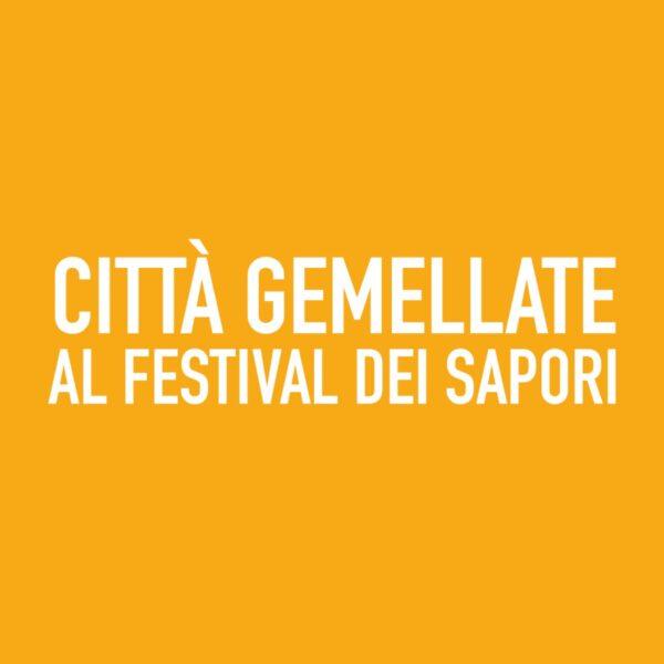 città gemellate festival dei sapori